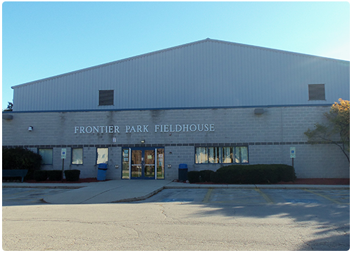 Picture of Frontier Park Fieldhouse
