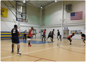 Men's Basketball League