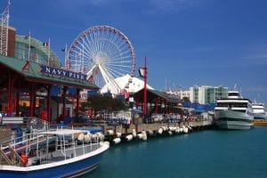 Navy Pier Trip