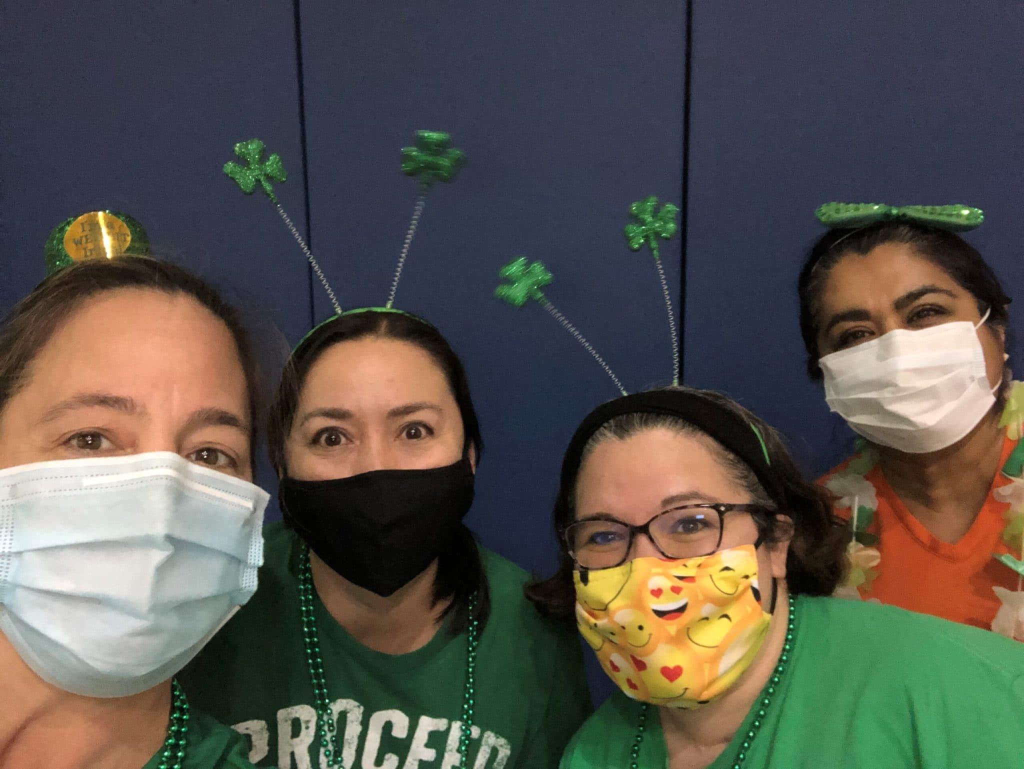 Zumba St. Patrick's Day Class