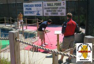 IL Open Minigolf Tournament!