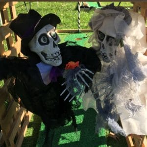 Ball Fore Haunted Golf Course